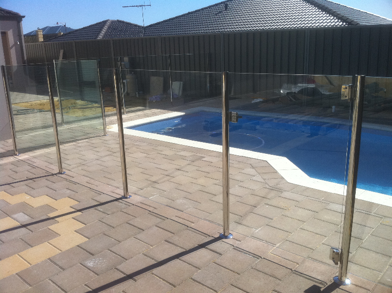 Northern Beaches Semi Frameless Glass Pool Fencing